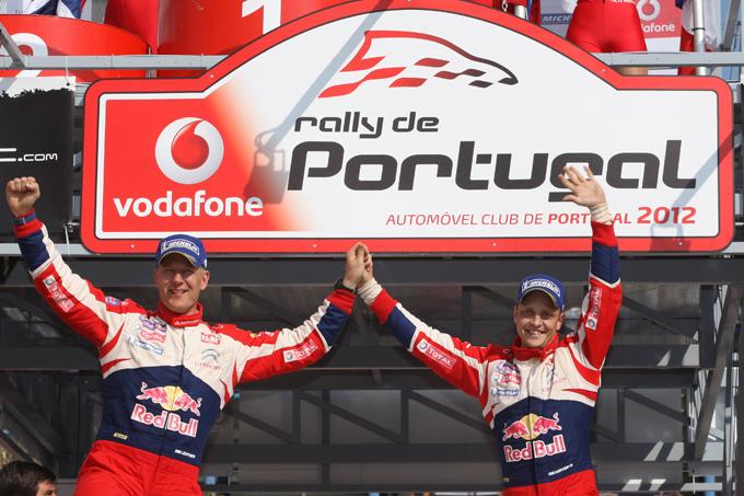 WRC – Rally del Portogallo, Hirvonen festeggia la prima vittoria