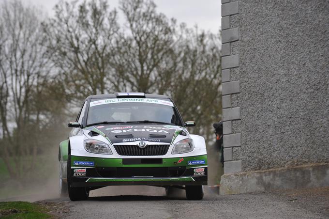 IRC – Rally d'Irlanda: Hanninen vince la prima tappa