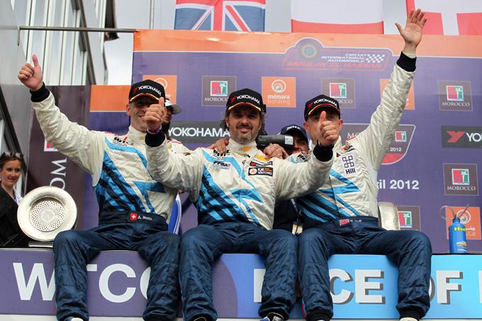 WTCC – Le Chevrolet conquistano anche il Marocco