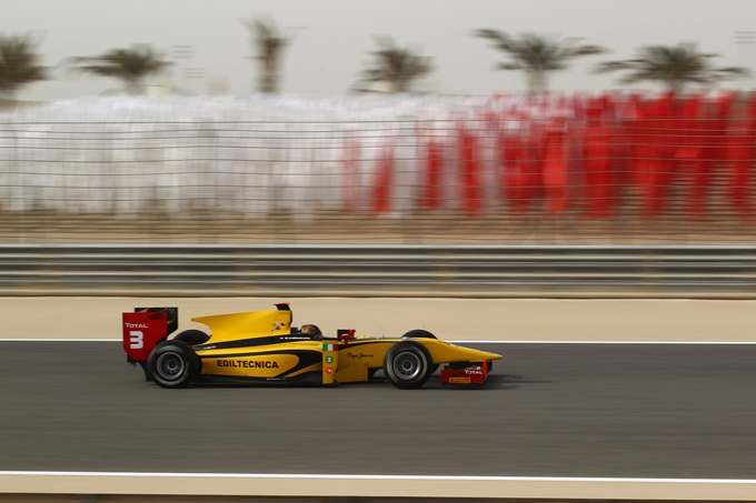 GP2 – Davide Valsecchi: in Bahrain la pole è sua