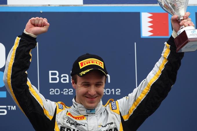 GP2 – Davide Valsecchi re del Bahrain