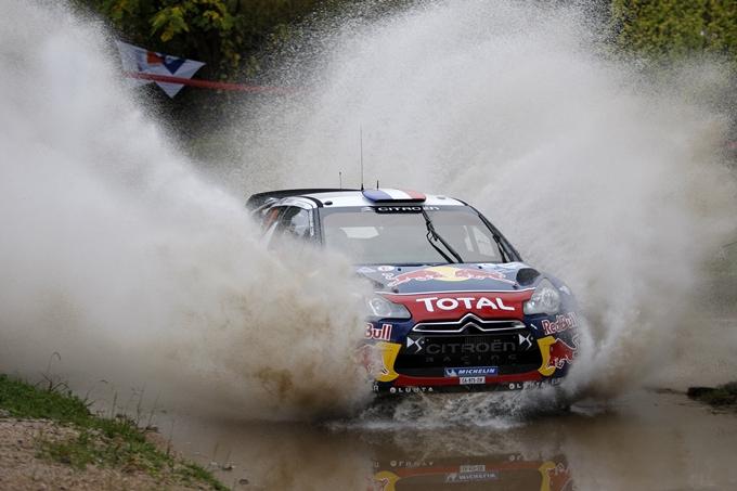 WRC – Solberg sfortunato, in Argentina domina Loeb