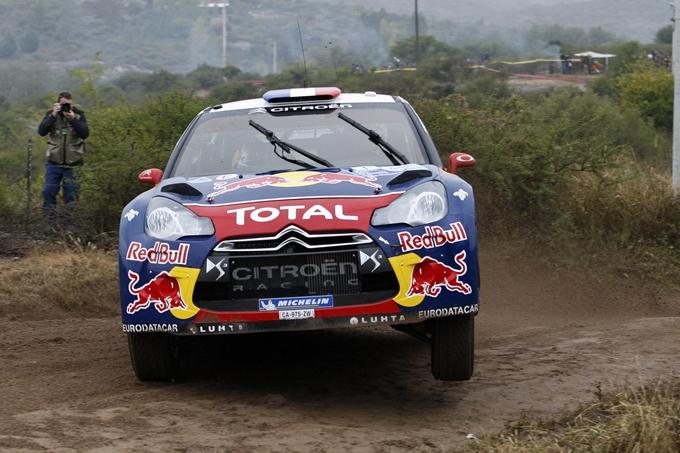 WRC – In Argentina comanda ancora Sebastien Loeb
