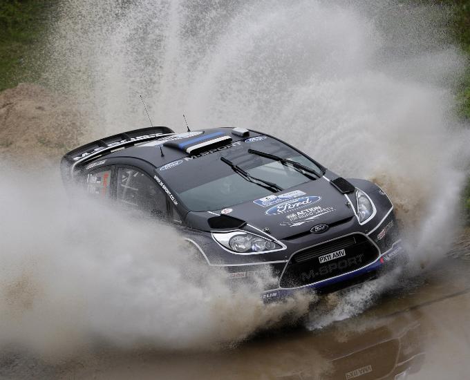 WRC – Il Rally d'Argentina partirà in ritardo