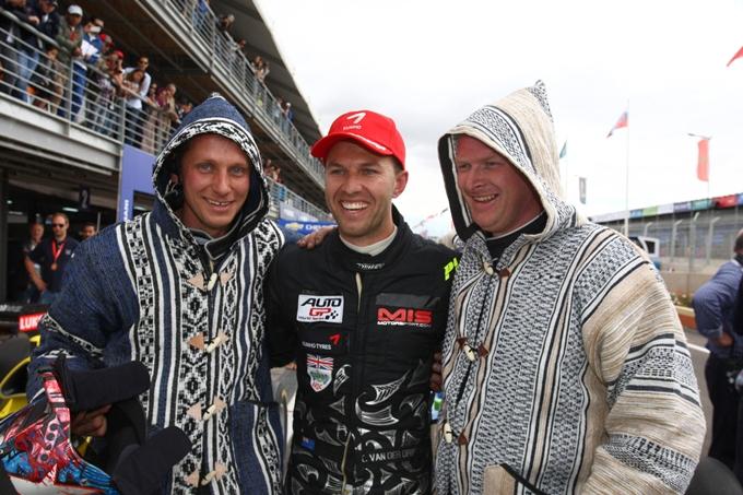 """Auto GP World Series – Van der Drif: """"Un successo che aspettavo da tempo"""""""