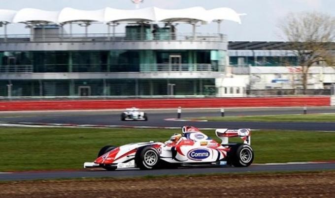 Formula 2 – Luciano Bacheta re del weekend a Silverstone