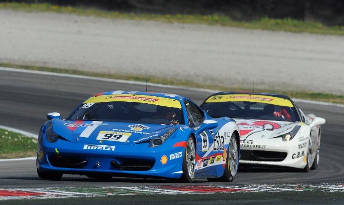 Il Ferrari Challenge torna ad Imola
