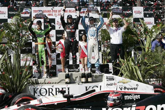 Indycar – TUTTE le IMMAGINI della gara di Long Beach