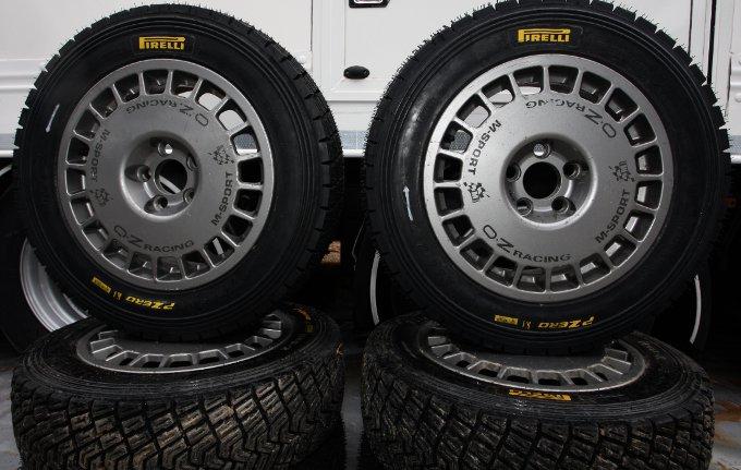 Nuovo premio Pirelli per supportare i giovani talenti del rally