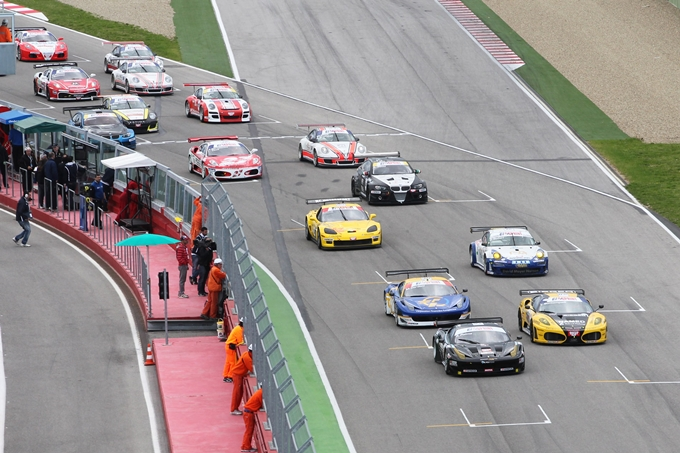 GT Sprint International Series – Andrea Palma vince Gara 1 e Gara 2