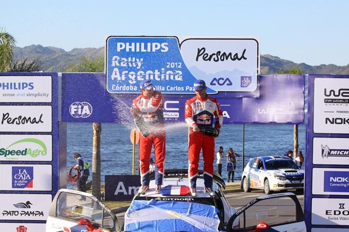 WRC – TUTTE le IMMAGINI del Rally d'Argentina