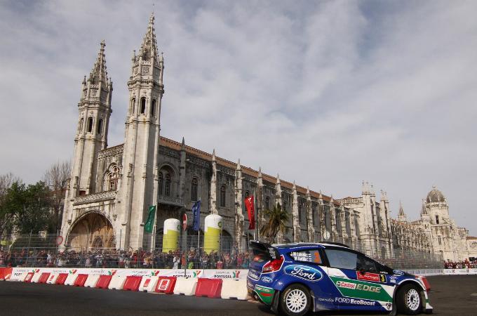 WRC – Le più belle immagini del Rally del Portogallo