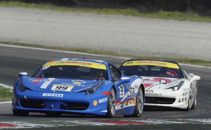 Ferrari Challenge Europa: appuntamento al Mugello