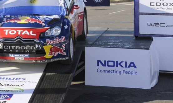 WRC – Il Mondiale perde lo sponsor Nokia