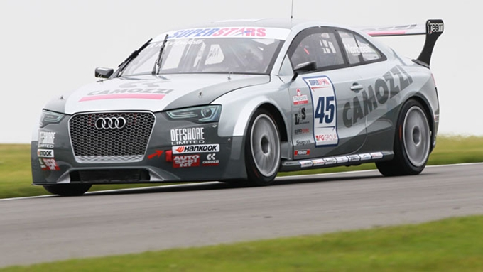 Superstars International Series – Morbidelli e l'Audi dominano a Donington
