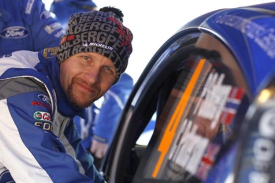 WRC – Petter Solberg al RallyDay inglese
