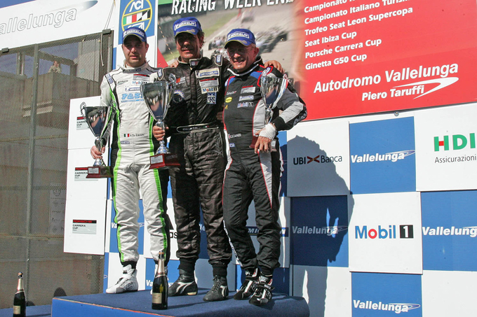 Carrera Cup Italia – A Vallelunga Postiglione vince Gara 1