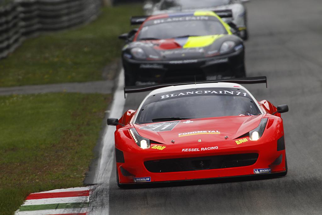 GT – Davide Rigon si prepara per Silverstone