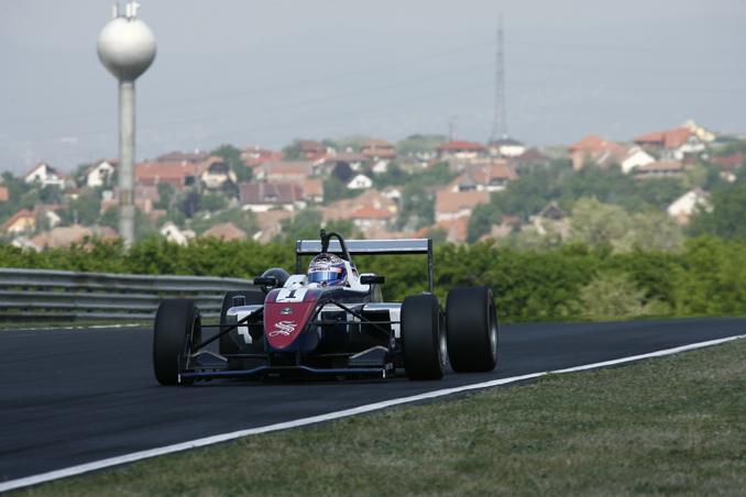 Nicholas Latifi sfiora il podio a Budapest