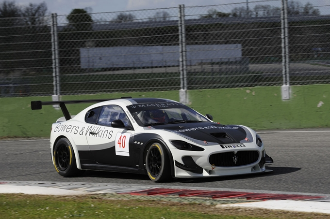 Maserati Trofeo MC World Series al via a Jarama