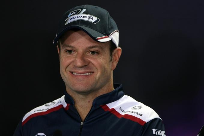 Iniezione di fiducia per Rubens Barrichello