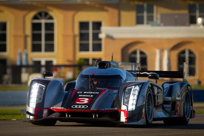 L'Audi domina la 6 Ore di Spa-Francorchamps
