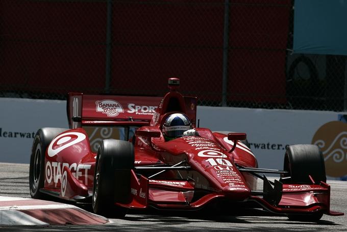 Indy 500 – Dario Franchitti suona la terza