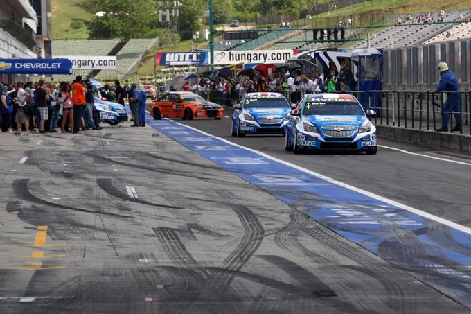 WTCC – In Ungheria tornano le Chevrolet