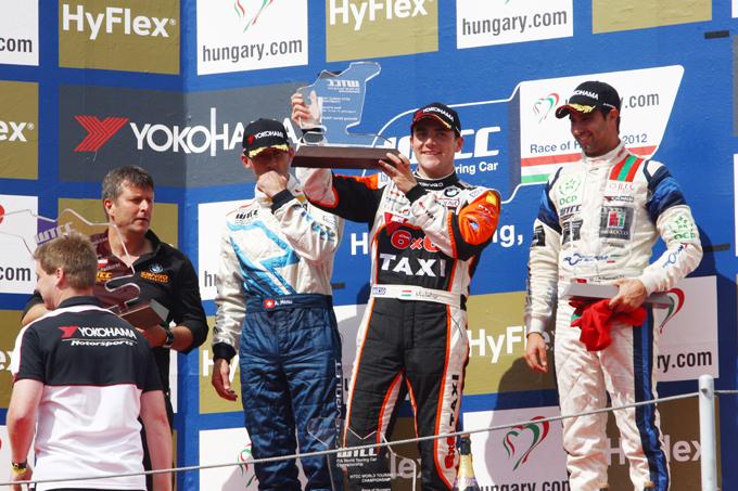 WTCC – Le Chevrolet dominano Gara 1, ma la sorpresa è Michelisz
