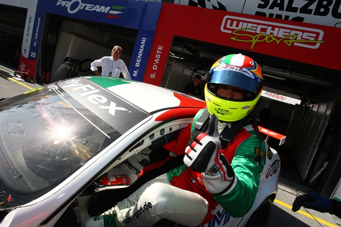 WTCC – Sorpresa in Austria: D'Aste vince Gara 2