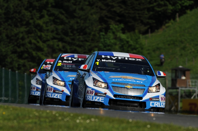 WTCC – Qualifiche e warm-up griffate Chevrolet