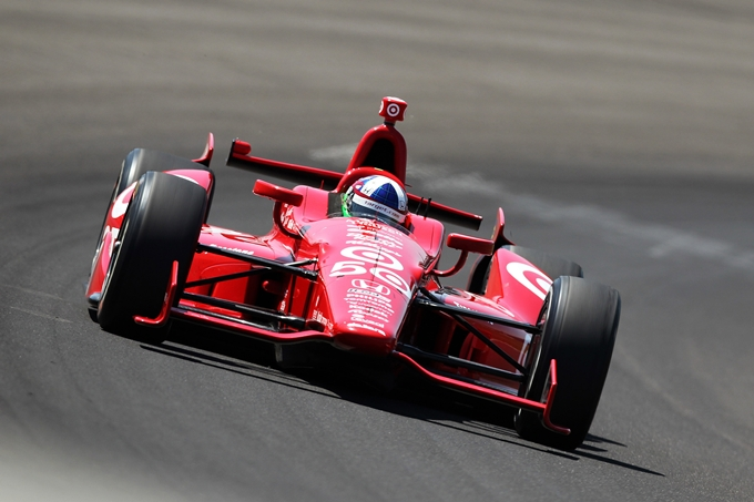 Indy 500 – Dario Franchitti è il re del Carb Day