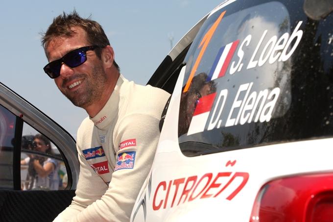 WRC – Rally dell'Acropoli, Loeb si conferma dopo la 2a giornata