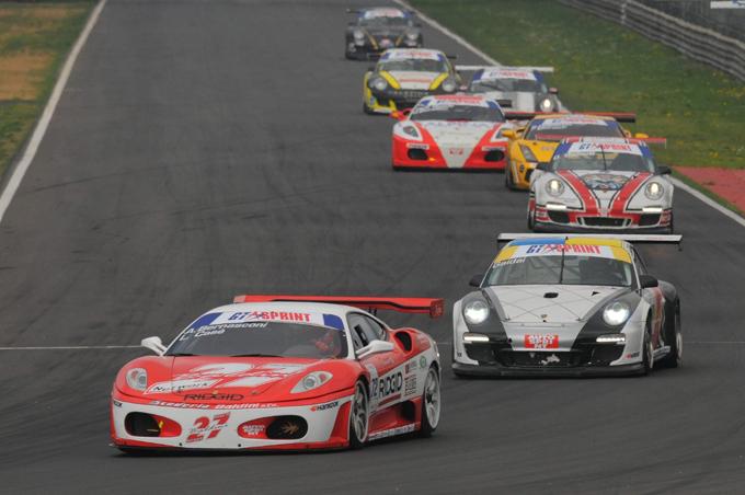 GTSprint International Series – Porche, Ferrari, Lamborghini: la lotta è aperta