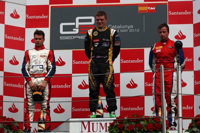 GP3 – Evans e Daly aprono il campionato in Spagna