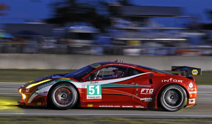 Ferrari pronta per la 24 Ore di Le Mans