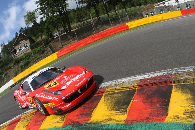 International GT Open – A Spa è il weekend della Ferrari