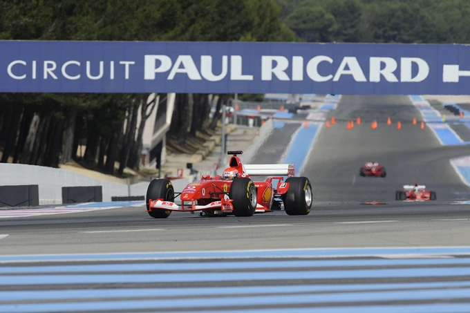 Al Paul Ricard protagonisti F1 Clienti e XX Programme