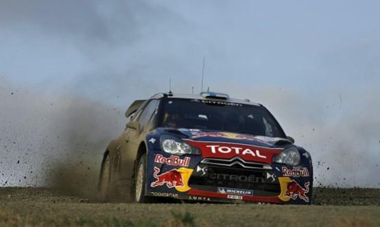 WRC – Rally di Nuova Zelanda, Loeb sempre davanti