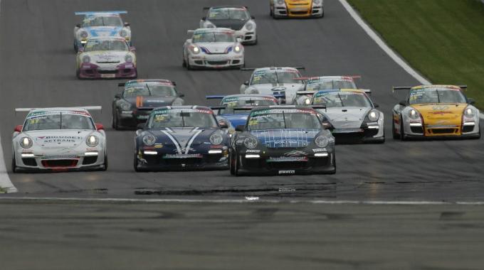 La Targa Tricolore Porsche sbarca a Monza