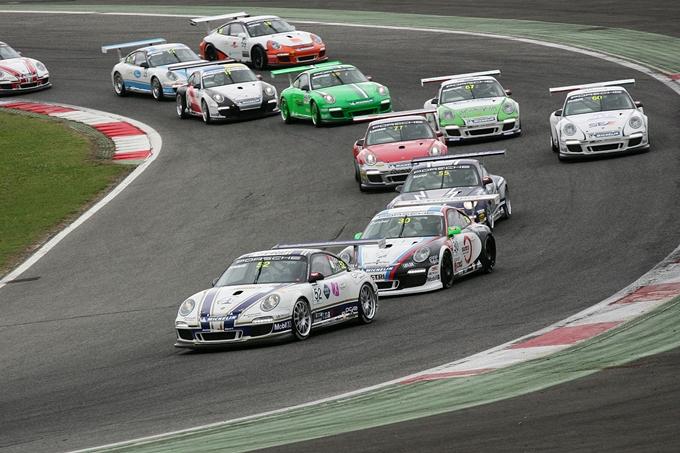 La Carrera Cup torna in pista al Mugello