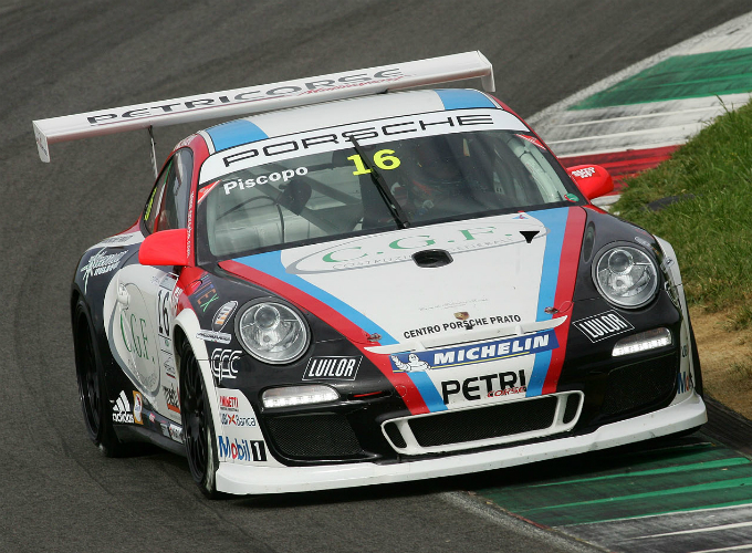 Carrera Cup Italia – La quarta firma è di Piscopo