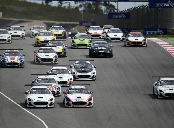 Il Trofeo Maserati arriva a Imola