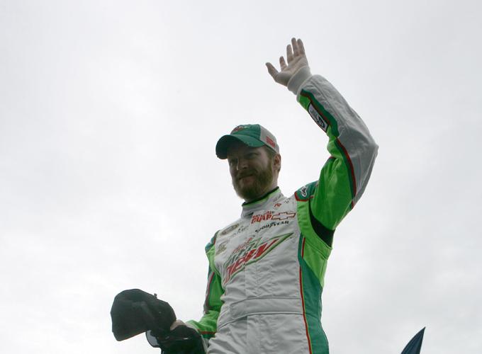 Nascar Sprint Cup – Dale Earnhardt Jr. interrompe il digiuno