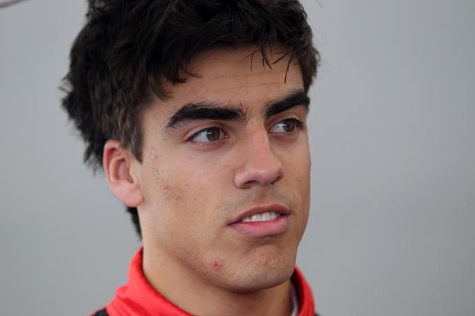 GP2 – A Valencia Rapax punta su de Jong