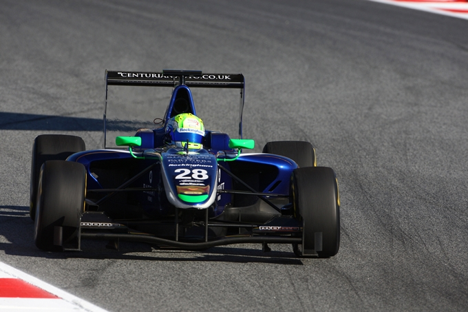 GP3 – I test di Valencia si concludono nel segno di Buller