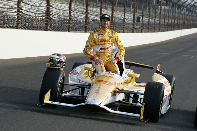 Indycar – Hunter-Reay festeggia a Milwaukee