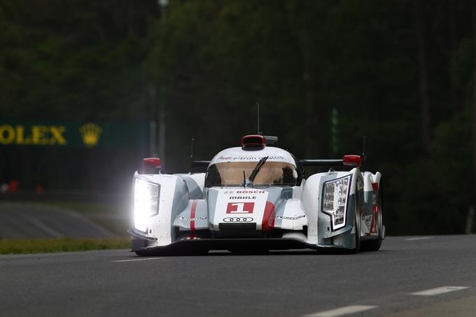 24 Ore di Le Mans – L'Audi fa 11 e monopolizza il podio