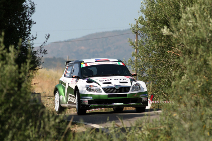 Muore Gareth Roberts: Targa Florio interrotto