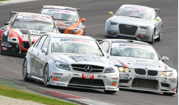 Superstars International Series – Appuntamento all'Hungaroring